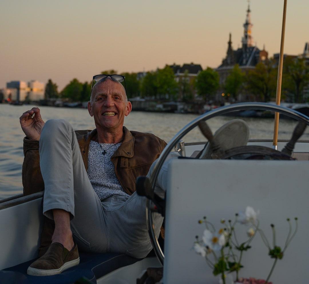 Morpheus heeft een bed & breakfast website laten maken in WordPress door christiandegeus.nl